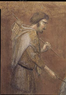 A.Lorenzetti, Buon governo, Schaefer - A.Lorenzetti /Buon Governo, Shepherd -