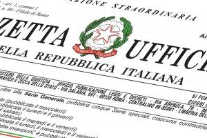 Gazzetta Ufficale